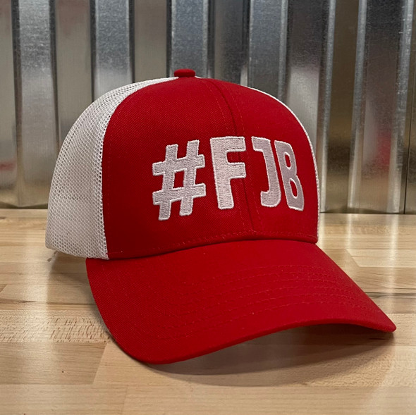 #FJB Embroidered Hat