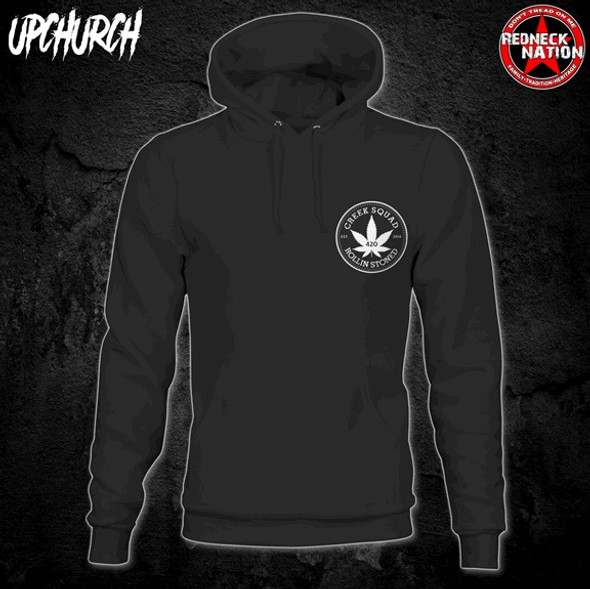 Creek squad Rolling Stoned 420 Hoodie