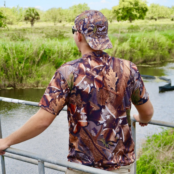 Confederate Camo© Short Sleeve Shirt