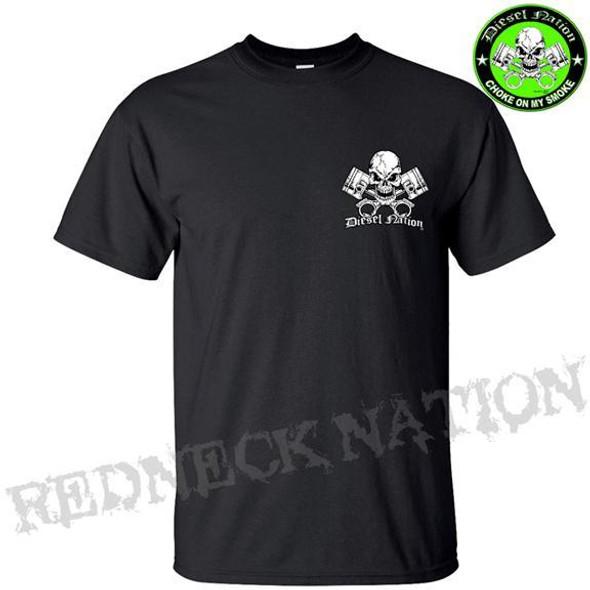 Diesel Nation Black N White DNSS-7