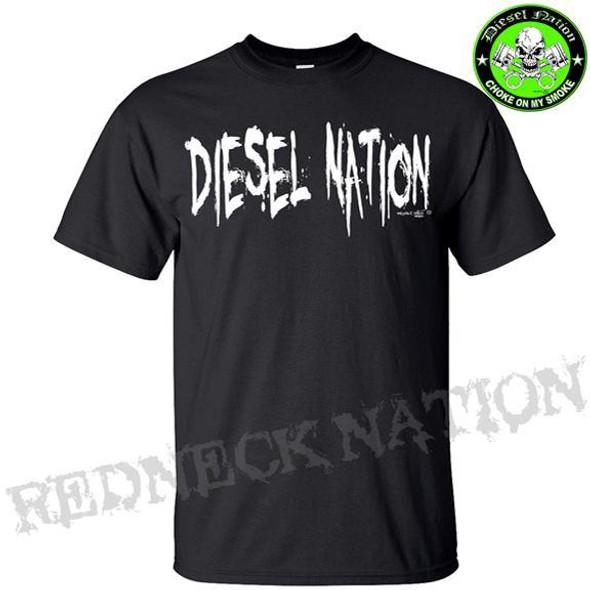 Diesel Nation Splatter DNSS-2