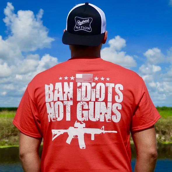 Redneck Nation© Ban Idiots RNS-143