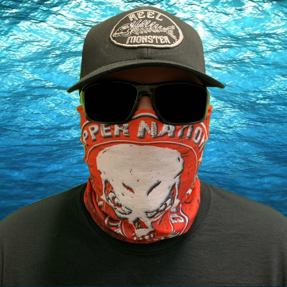 Dipper Nation@ Redneck Nation© Face Masks FS-20