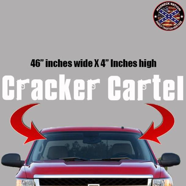 Cracker Cartel Windshield RNFW-11