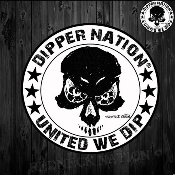 Dipper Nation Round DNS-1
