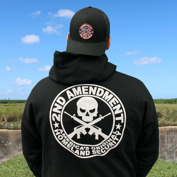 2ND Amendment Homeland LODH-4