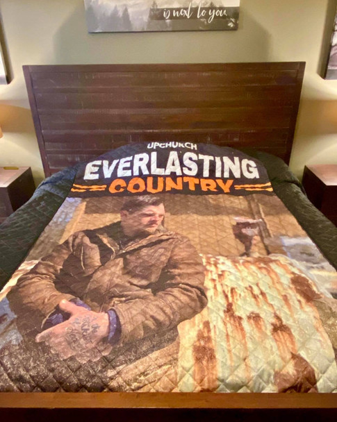 *SALE** Upchurch Everlasting Country Blanket