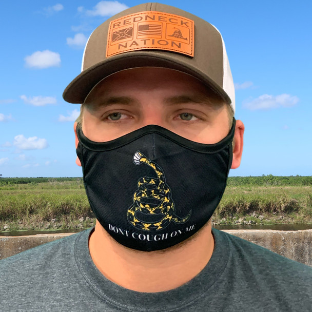 Don't Cough On Me Rona mask