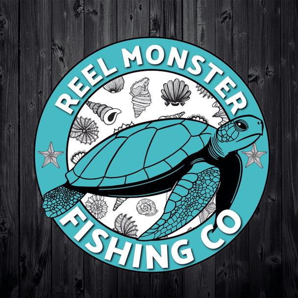 Reel Monster Turtle