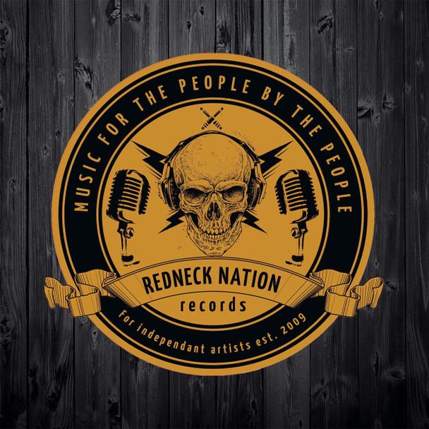 Redneck Nation Records Sticker
