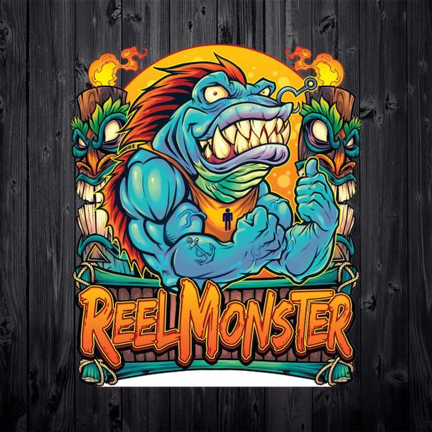 Reel Monster Angry Tuna