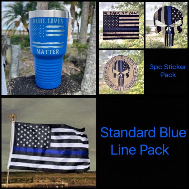 *Standard Blue Lines Value Package*