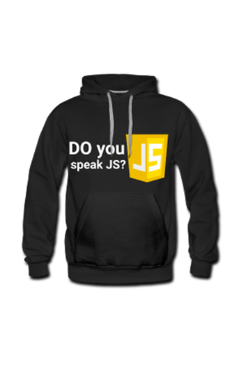 Picture of Do you speak JS? Hoodie