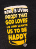 Proof That God Loves Us - Mens T-Shirt