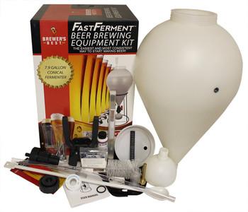 Brewer's Best® FastFerment Beer Brewing Equipment Kit