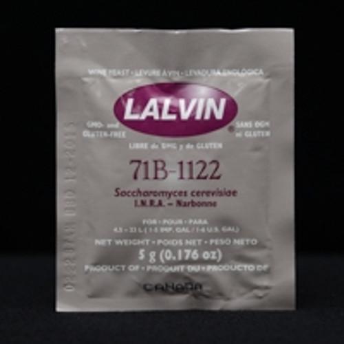 Wine Yeast Lalvin 71B-1122, Wine Yeast, Dry Yeast