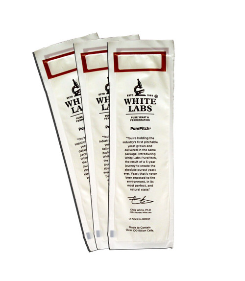 WHITE LABS WLP045 SCOTCH WHISKEY LIQUID YEAST (SO), Yeast, Brewing Malt