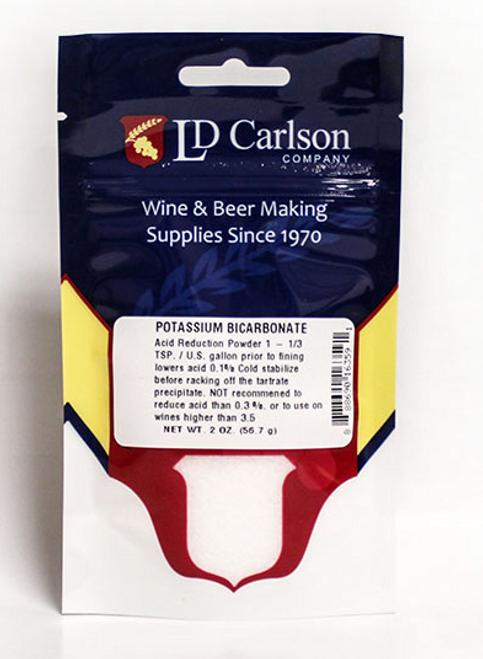 Potassium Bicarbonate - 2 Oz., Yeast, Brewing Malt