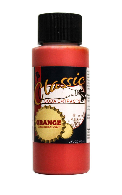 Brewers Best Orange Soda Extract - 2 Oz, Yeast, Brewing Malt