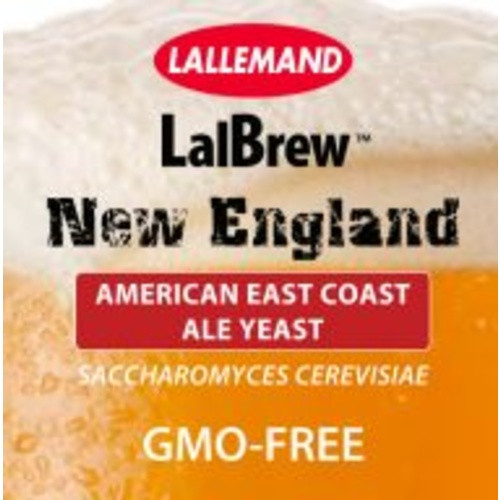 Lallemand New England Style Dry Beer Yeast - 11 grams, Yeast, Brewing Malt