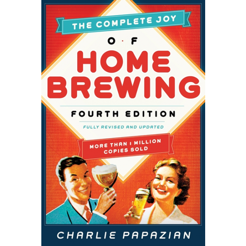 The Complete Joy Of Homebrewing, Charlie Papazian, Book