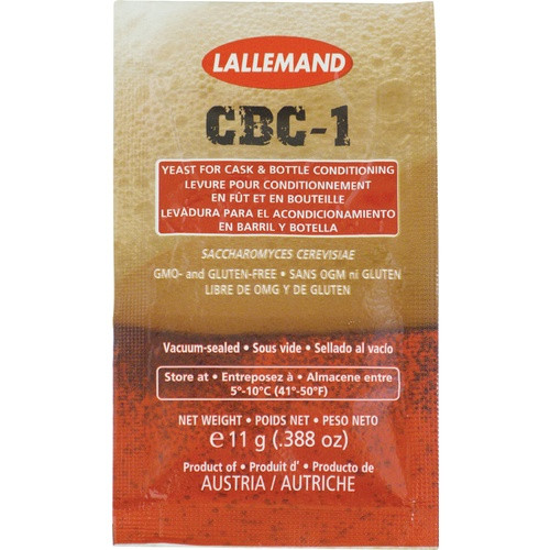 Lallemand Yeast, CBC-1, Brewing Yeast