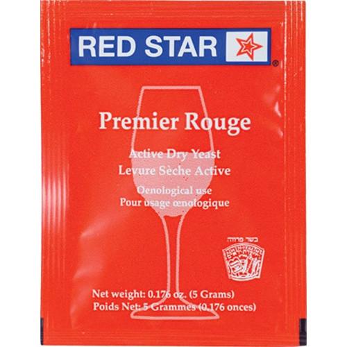 Wine Yeast Red Star Premier Rouge, Wine Yeast, Dry Yeast