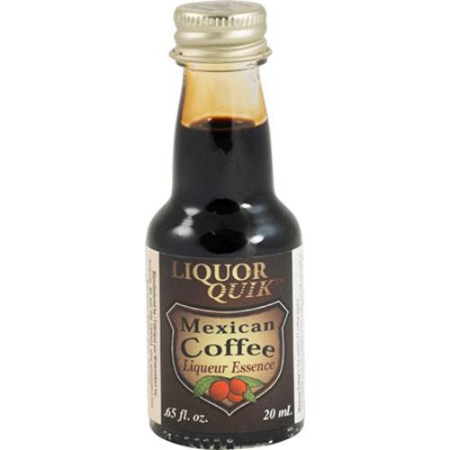 Liquor Quik Essence - Mexican Coffee Liqueur, Yeast, Brewing Malt