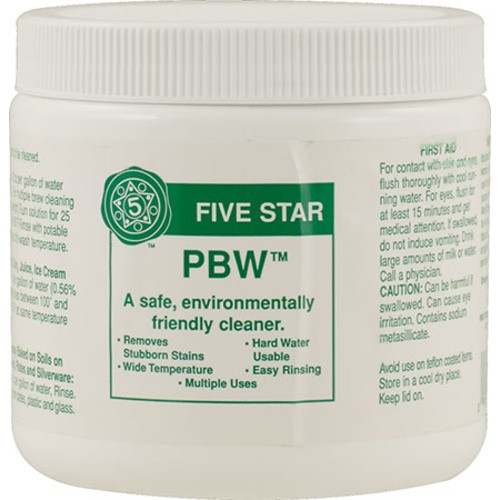 PBW Five Star , Five Star, Cleaner