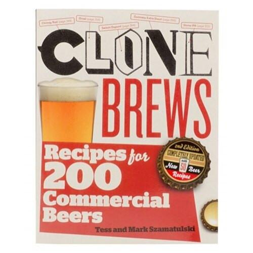 Clonebrews, Clone Brews, Book