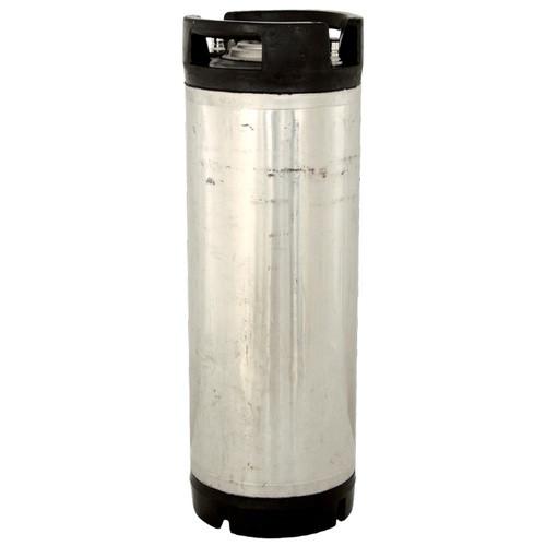 Corny Keg - Used 5 Gallon Ball Lock, Yeast, Brewing Malt
