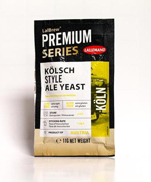 Lallemand Yeast, Kolsch, Brewing Yeast