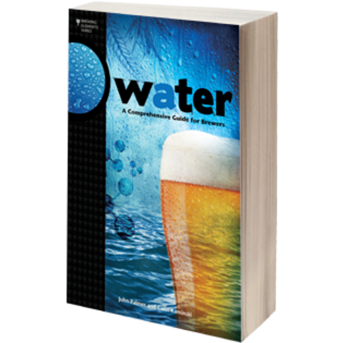 Water A Comprehensive Guide, Book , Brewing Equipment