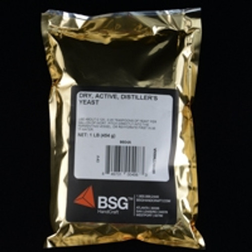Dry Active Distillers Yeast, Yeast, Brewing Malt