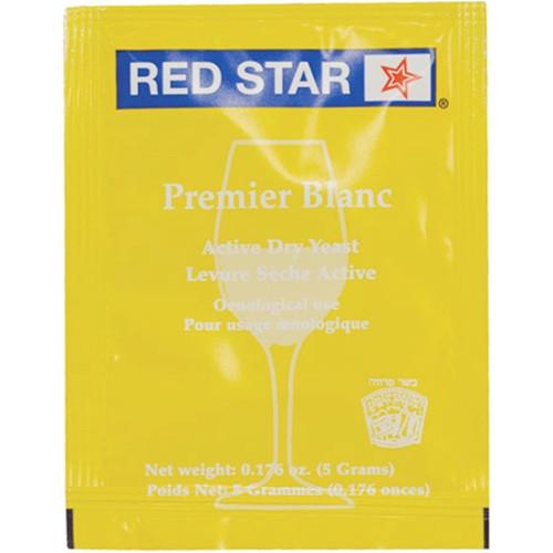 Wine Yeast Red Star Premier Blanc, Wine Yeast, Dry Yeast