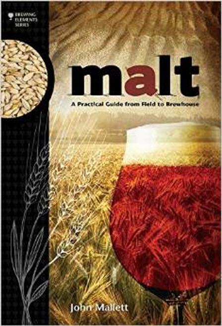 Malt A Practical Guide, Book , Brewing Equipment