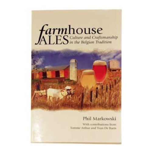 Farmhouse Ales, Phil Markowski, Book
