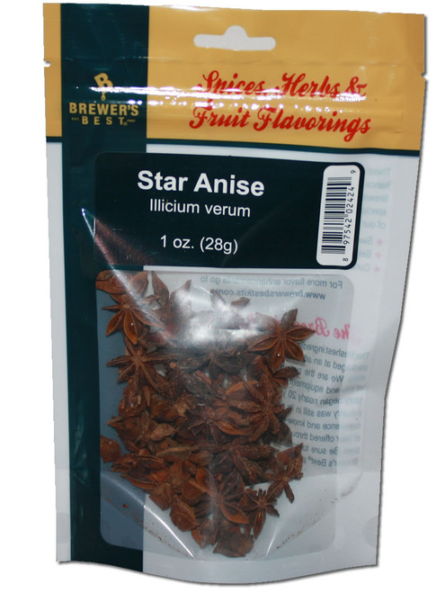 Brewers Best Star Anise, Star Anise, Yeast