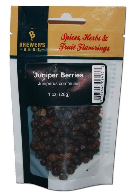 Brewers Best Juniper Berries, Juniper Berries, Yeast