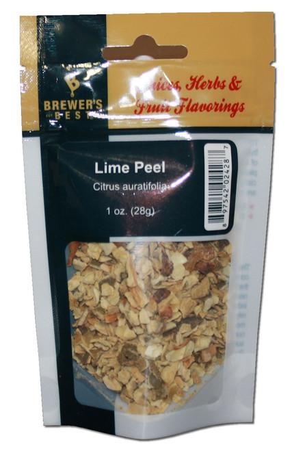Brewers Best Lime Peel - 1 Oz., Yeast, Brewing Malt