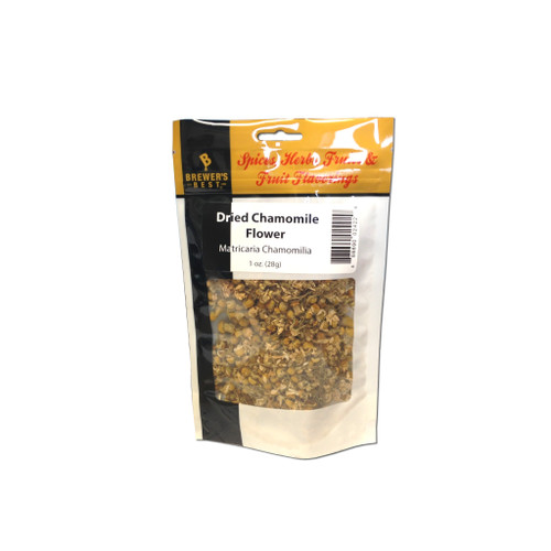 Brewers Best Dried Chamomile Flower, Chamomile, Yeast
