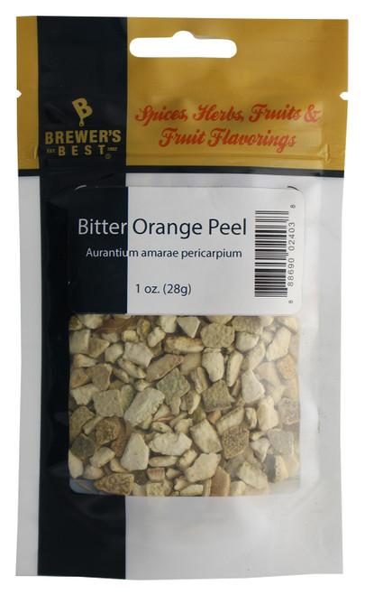 Brewers Best Bitter Orange Peel, Orange Peel, Yeast
