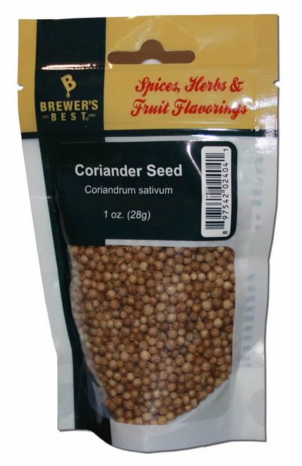 Brewers Best Coriander Seed, Coriander Seed, Yeast