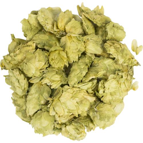 Cascade Hops (Whole Cone) -1oz., Yeast, Brewing Malt