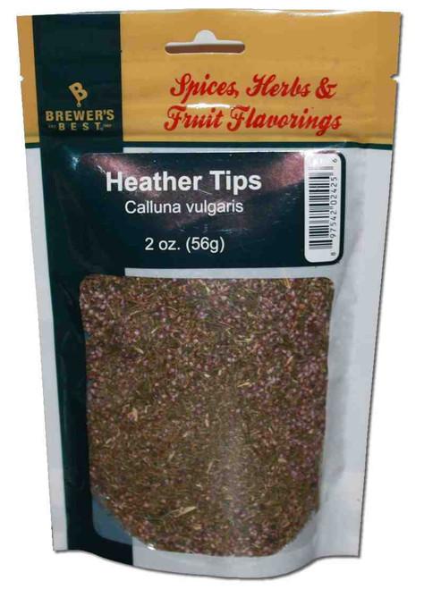 Brewers Best Heather Tips, Heather Tips, Yeast