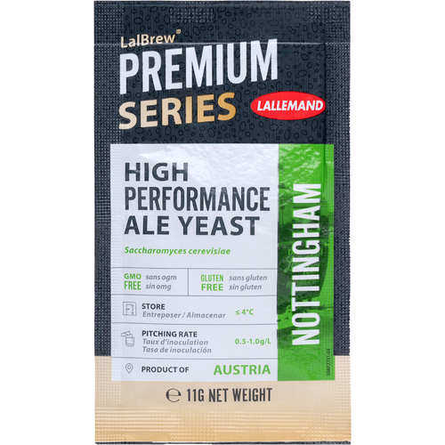 Lallemand Yeast, Nottingham Ale, Brewing Yeast
