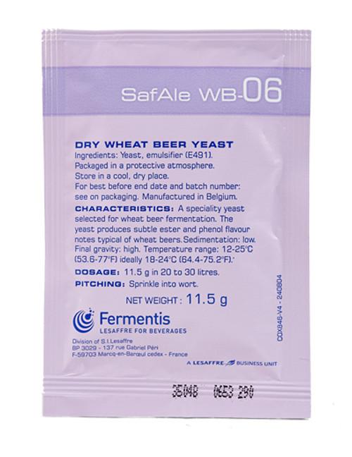 Fermentis, WB-06, Wheat Yeast