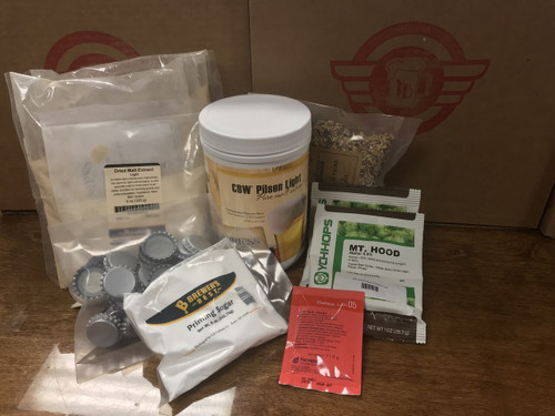 Regicide Red Ale - 5 Gallon Extract Kit