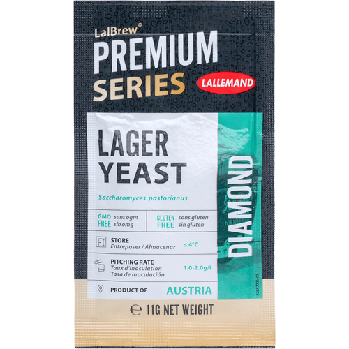 Lallemand Yeast, Diamond Lager, Lager