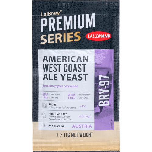 Lallemand Yeast, BRY-97, Brewing Yeast